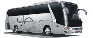 Mercedes 33 seater coach