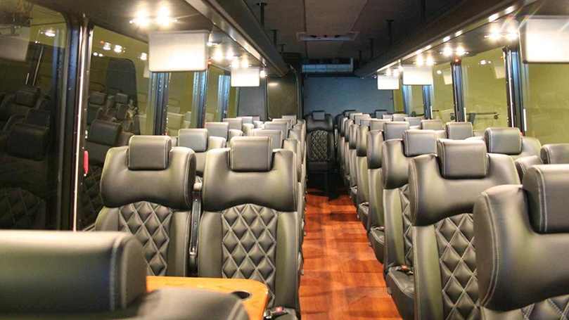 Pioneer Luxury Coach