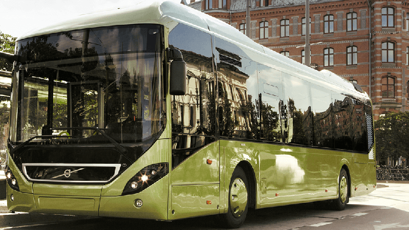 Pioneer Hibrid Luxury Bus