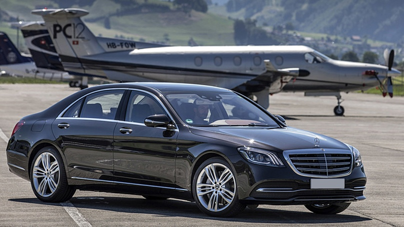 chauffeured Airport-Transfers